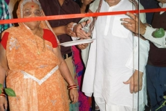 Office Inaugration by Grandparents