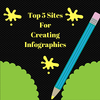 5 Sites For Creating Infographics