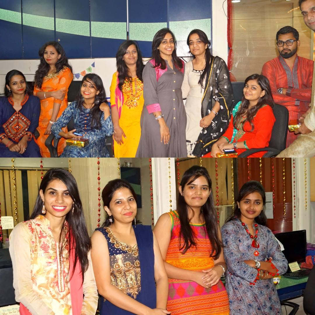 Diwali at AIPL