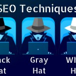 Black Hat, White Hat and Grey Hat SEO | Tips and Tricks